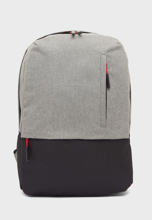Kids Zip Closure Backpack
