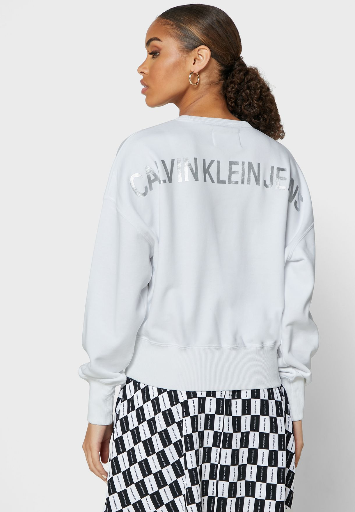 Institutional Logo Sweatshirt