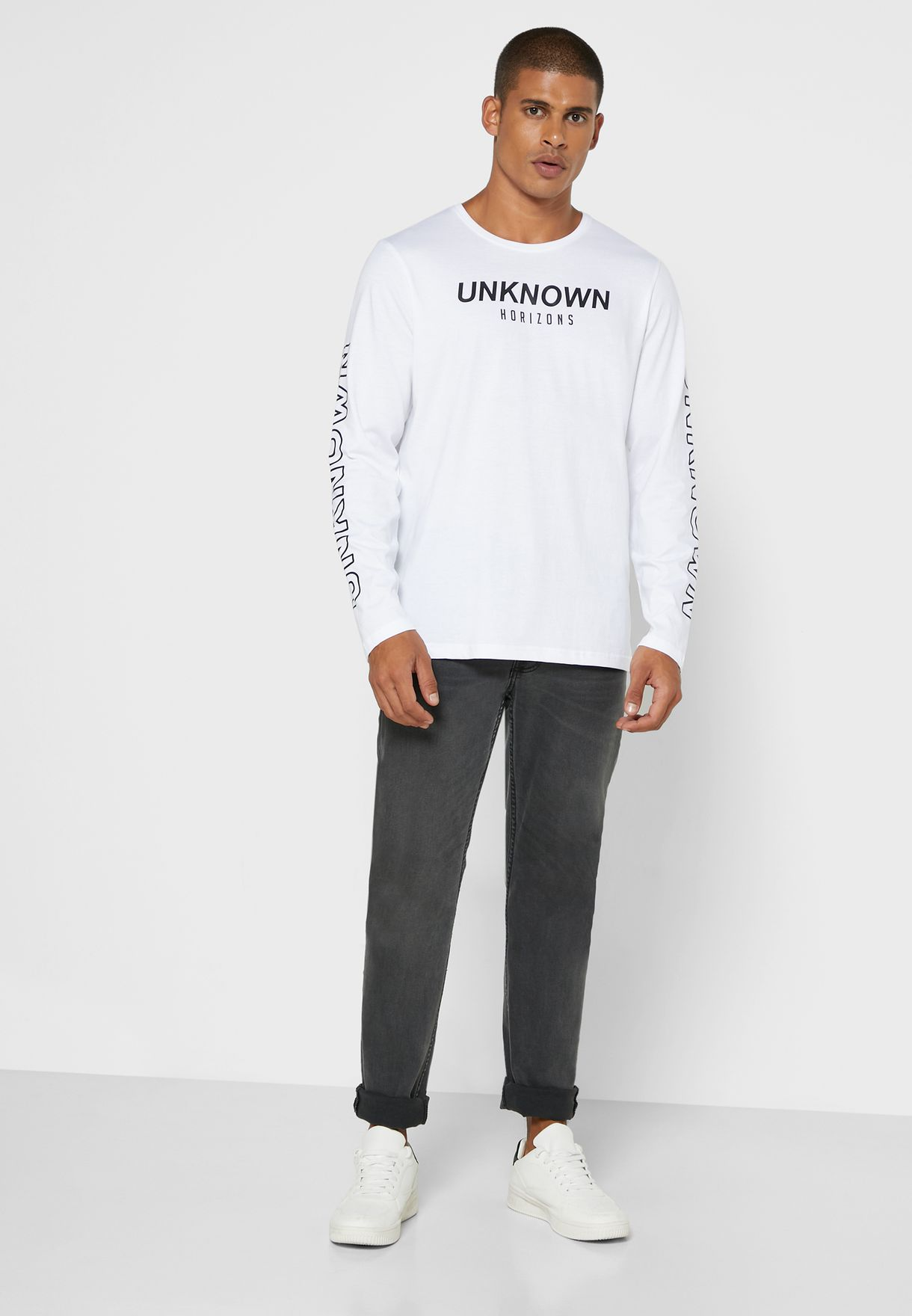 Unknown Long Sleeve T Shirt