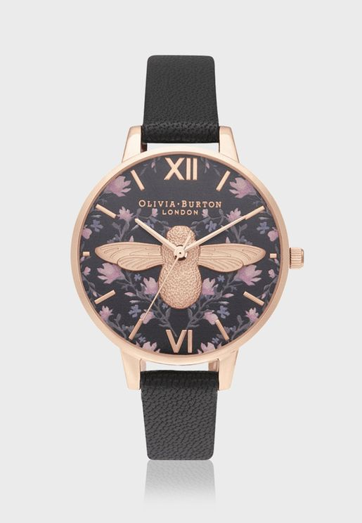 Demi 3D Bee Analog Watch
