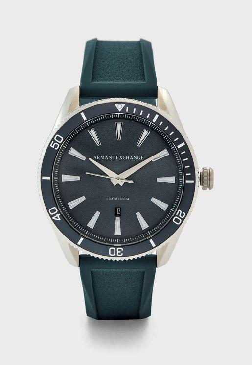AX1835 Analog Watch