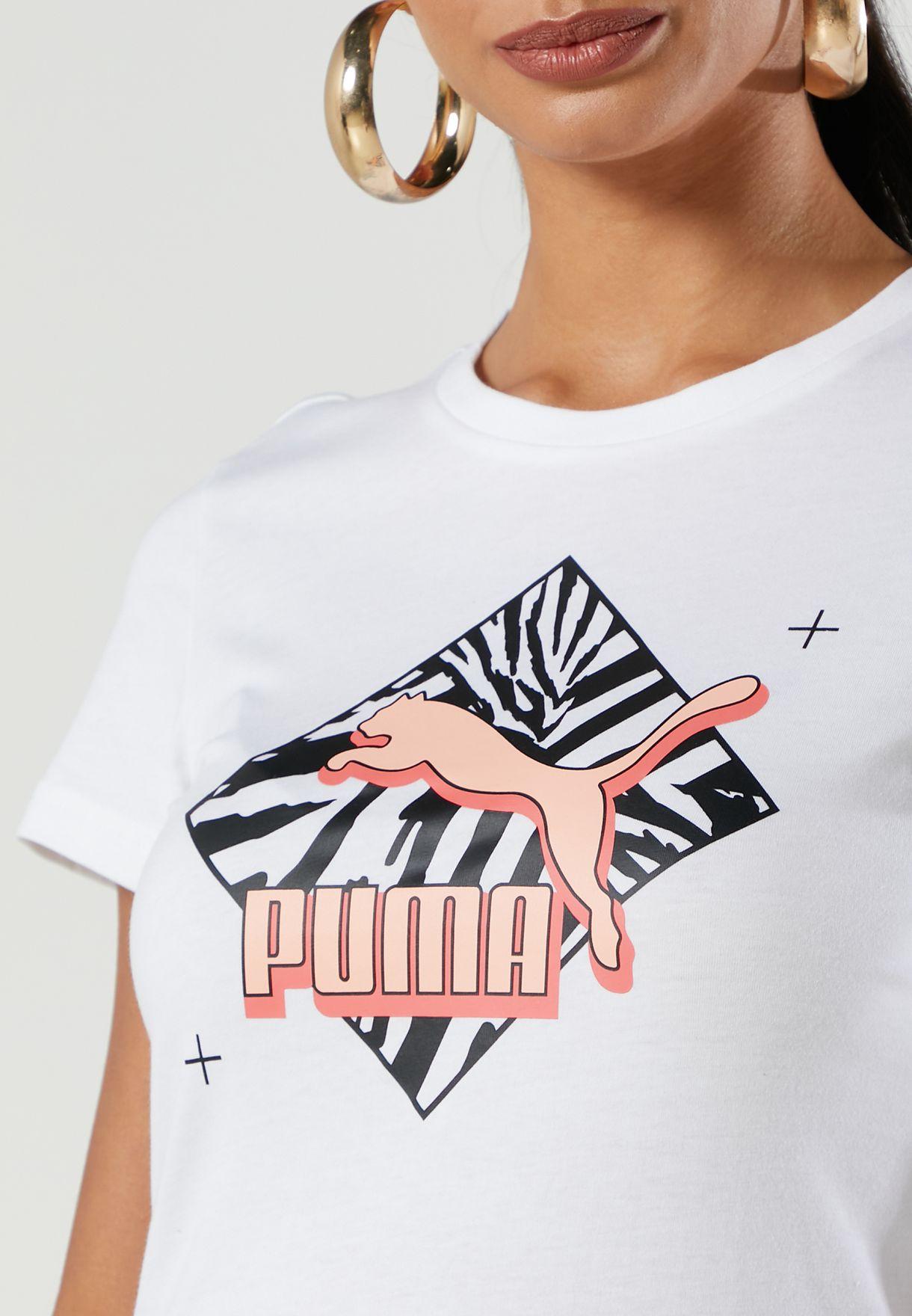 Regular Graphic T-Shirt