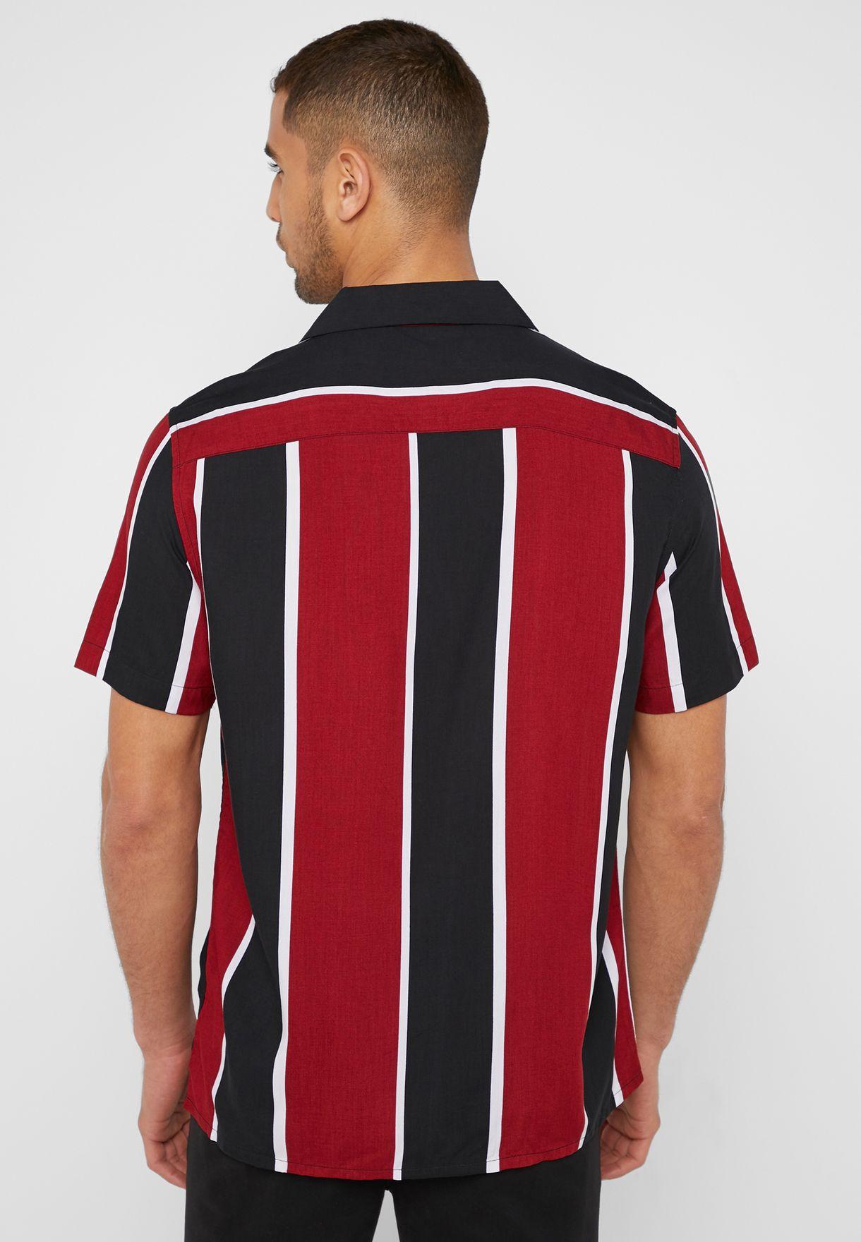 Ronald Striped Shirt