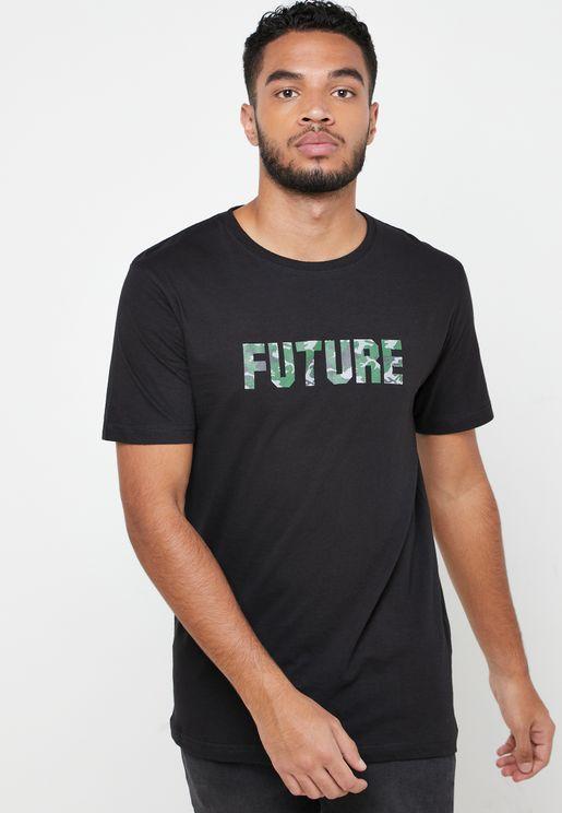Future Crew Neck T-Shirt