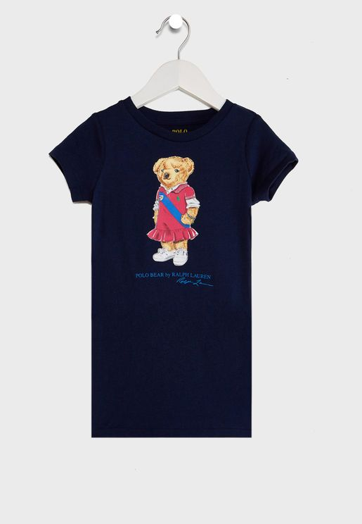 Kids Bear Dress