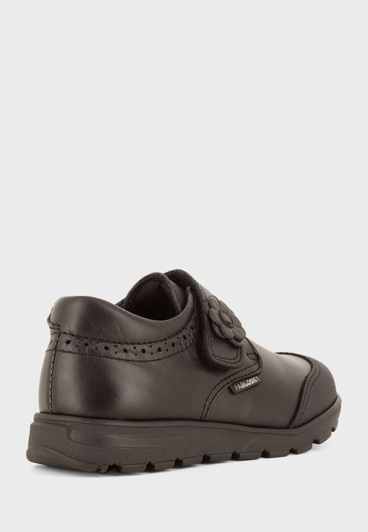 Junior Velcro Low Top Sneaker