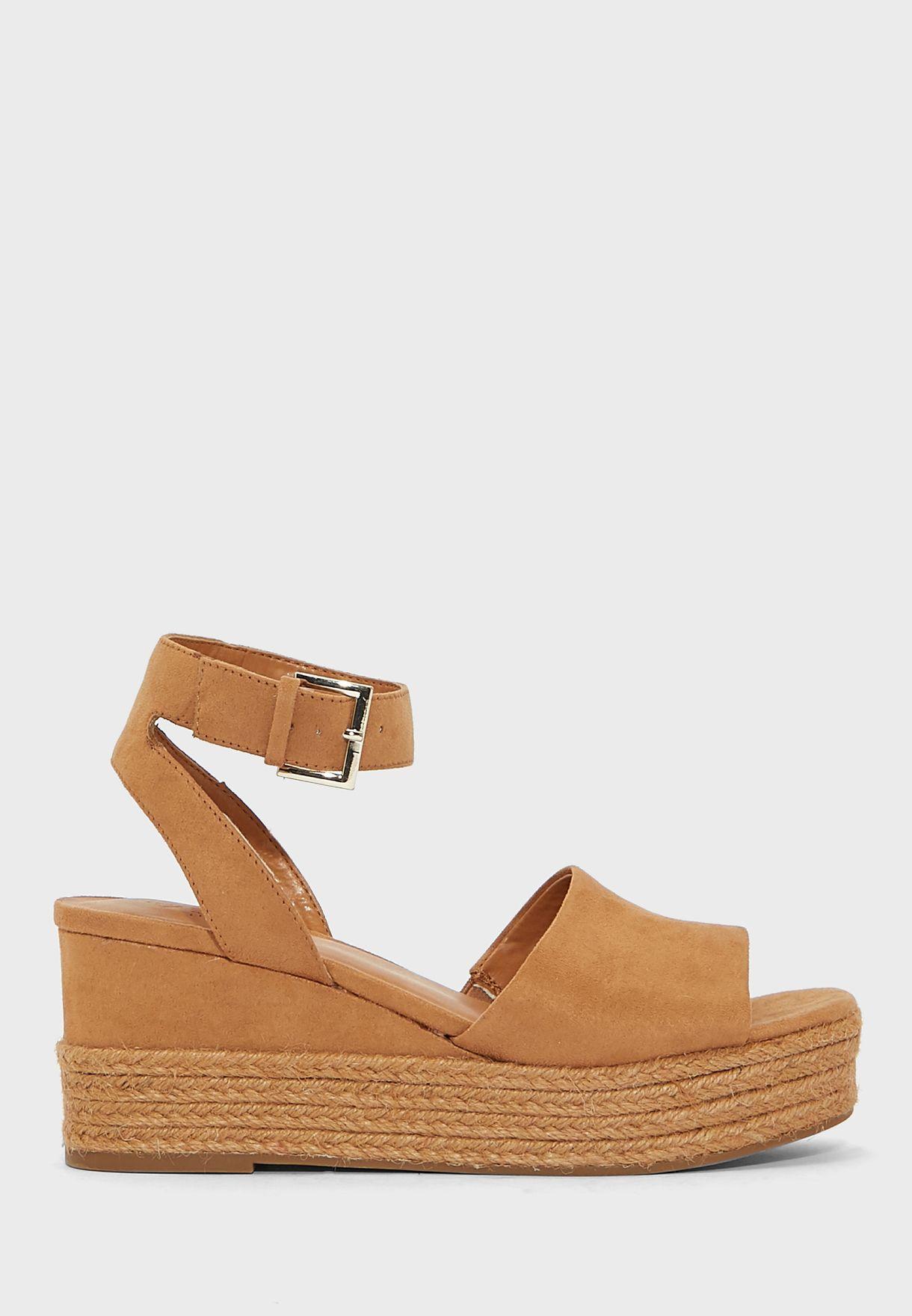 Lillian Wedge Sandals
