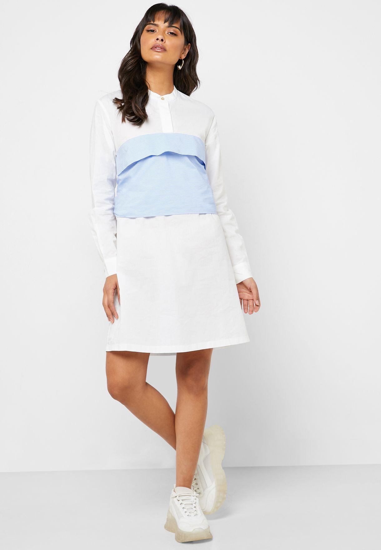Iconic Colorblock Dress - Fashion