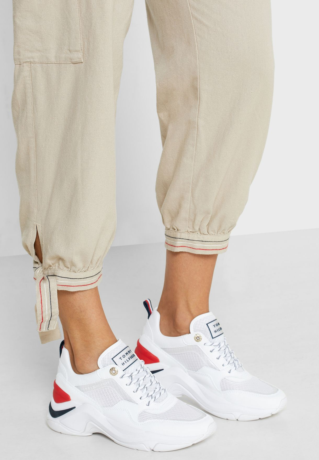 Pocket Detail Joggers