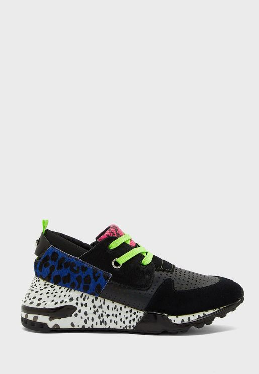 Cliff Chunky Sneaker