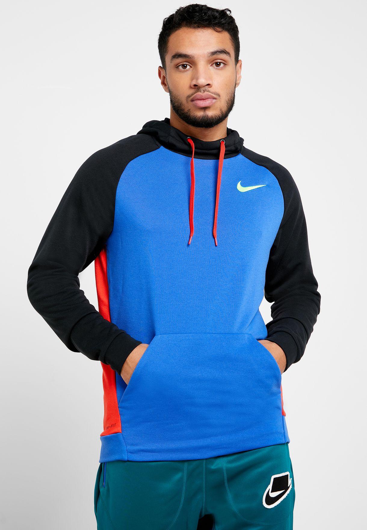 nike hoodie multicolor