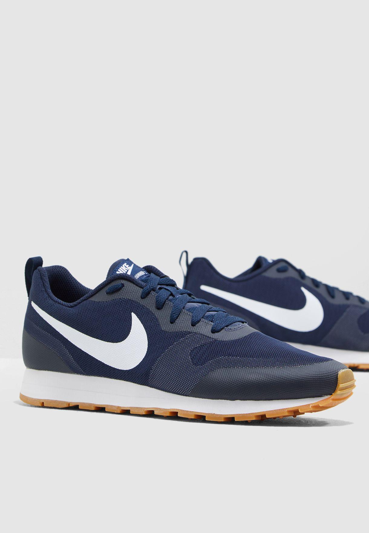 Buy Nike navy MD Runner 2 19 for Men in