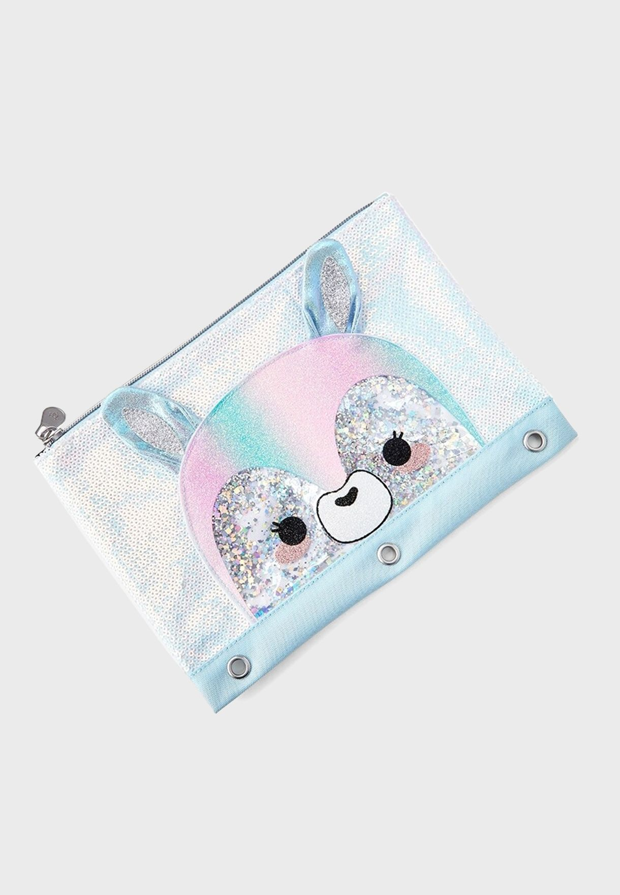 Kids Llama Pencil Case