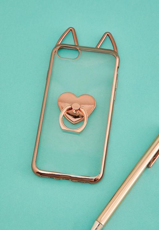 Cat Ring Phone Holder