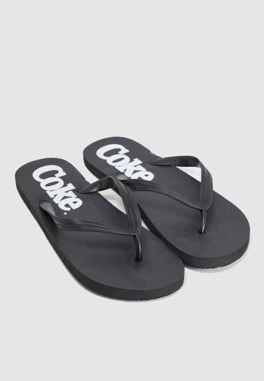 72c2a975613a Bondi Coke Flip Flops