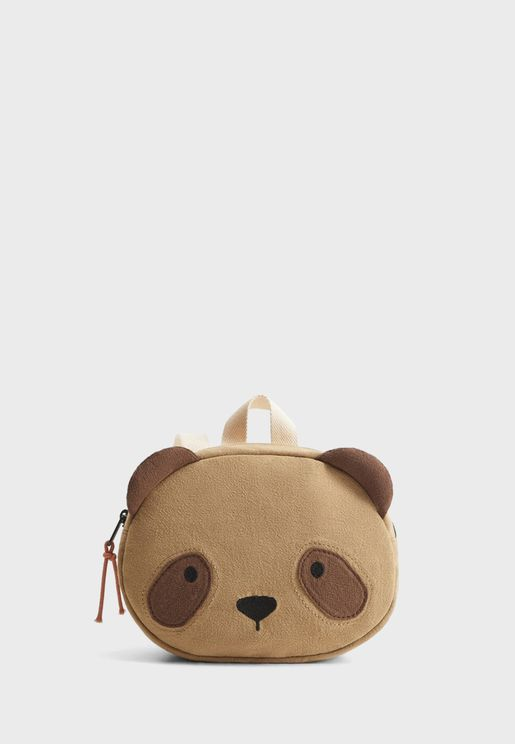 Kids Panda Backpack