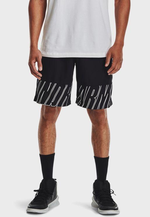 """10"""" Baseline Speed Shorts"""
