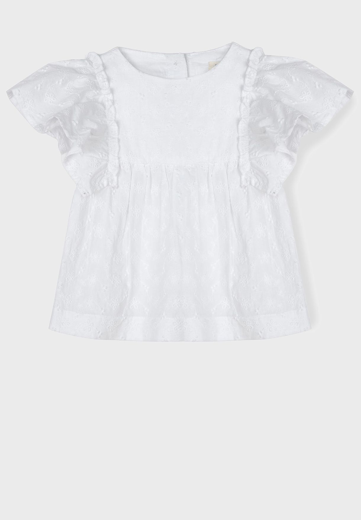 Infant Puff Sleeve Top