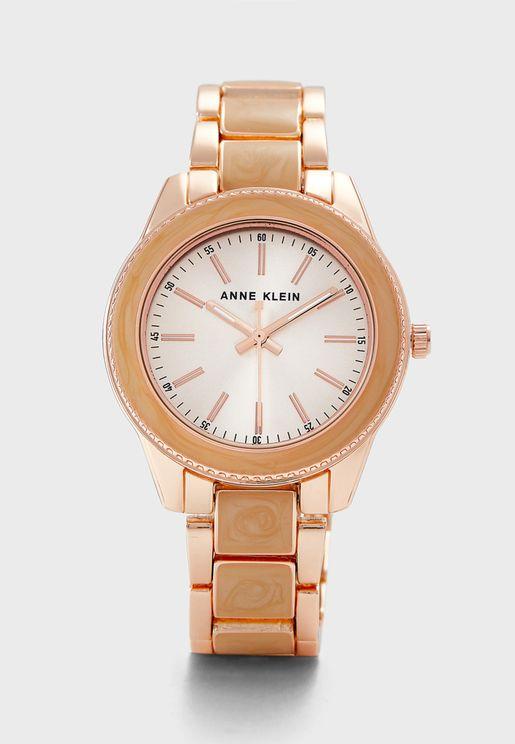 ساعة انالوج AK3300BHRG