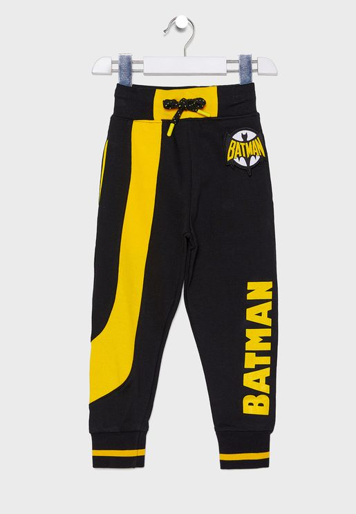 Kids Batman Sweatpants