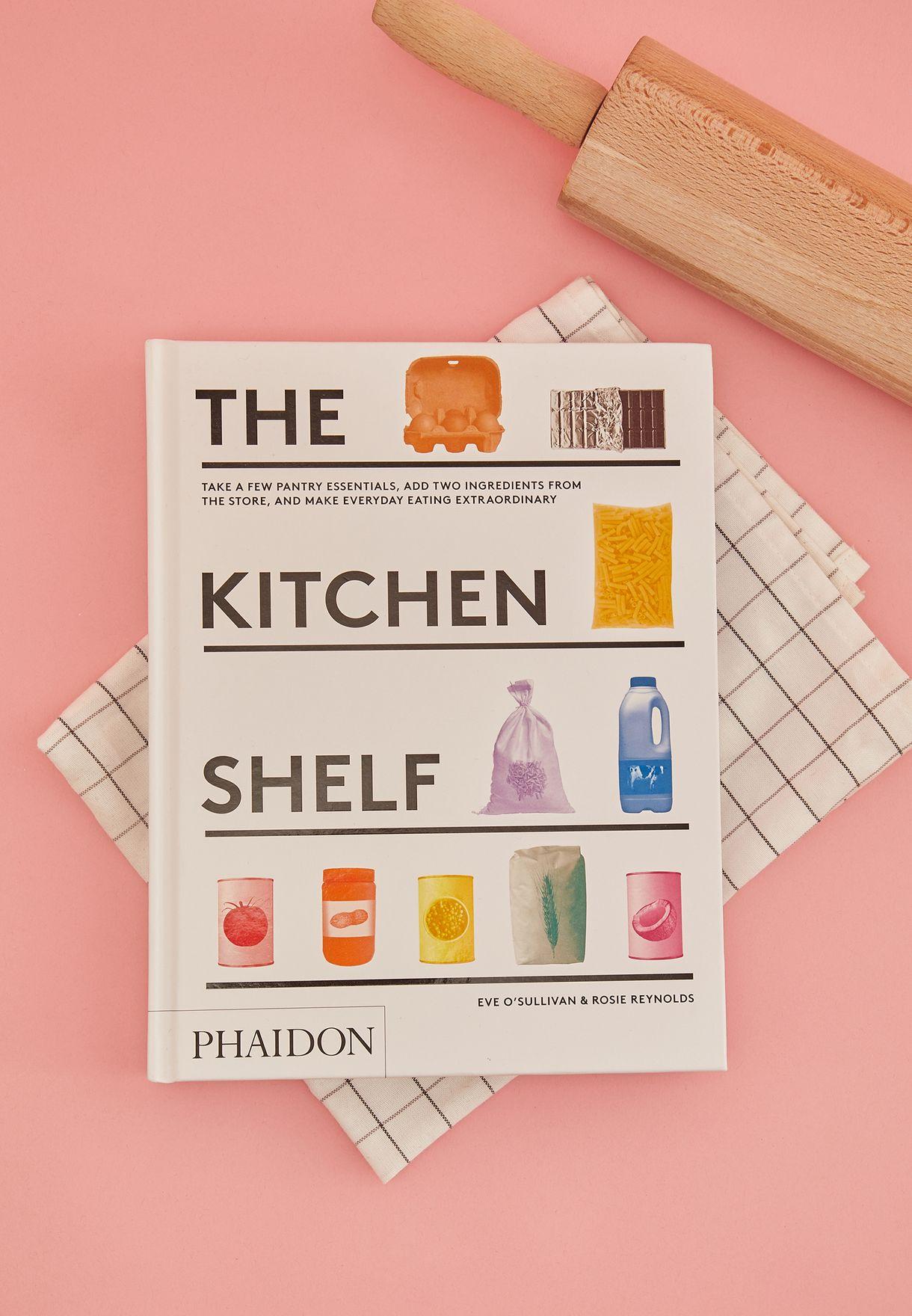 The Kitchen Shelf - Cookbook