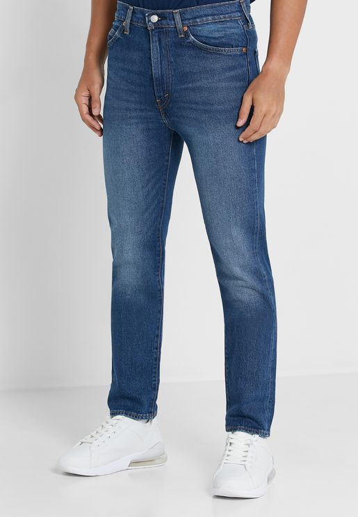 Mif Wash Slim Fit Jeans