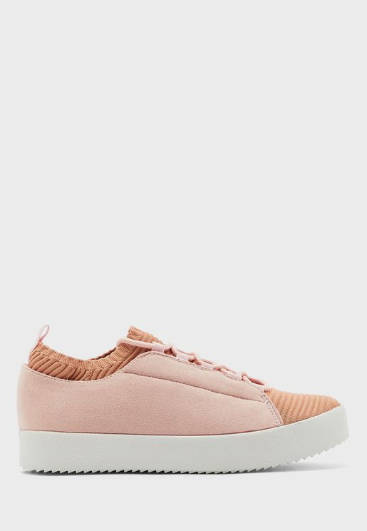 Afiya Knit Sneakers