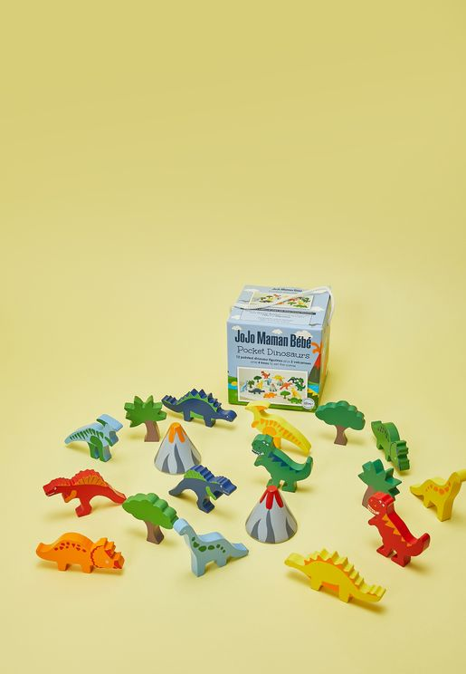Pocket Dinosaurs Game