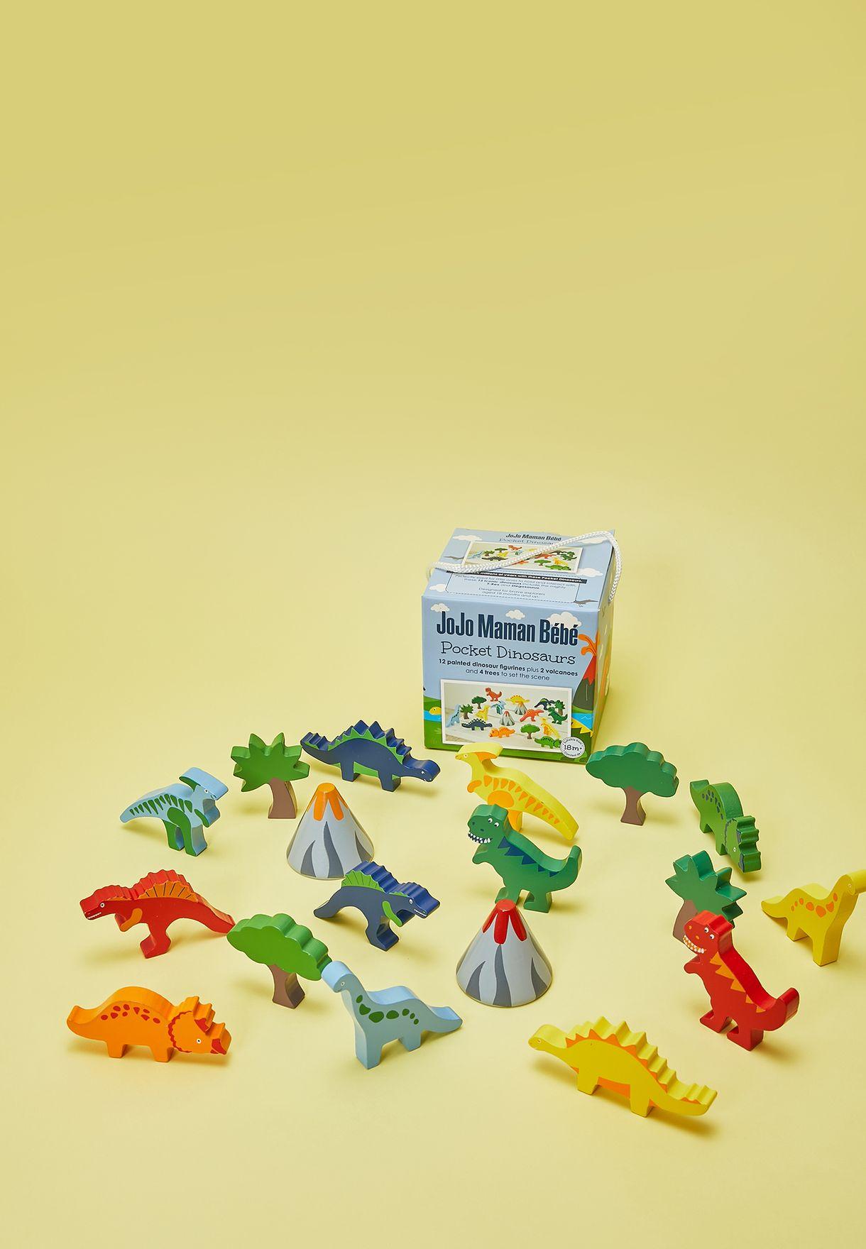 Pocket Dinosaurs Game