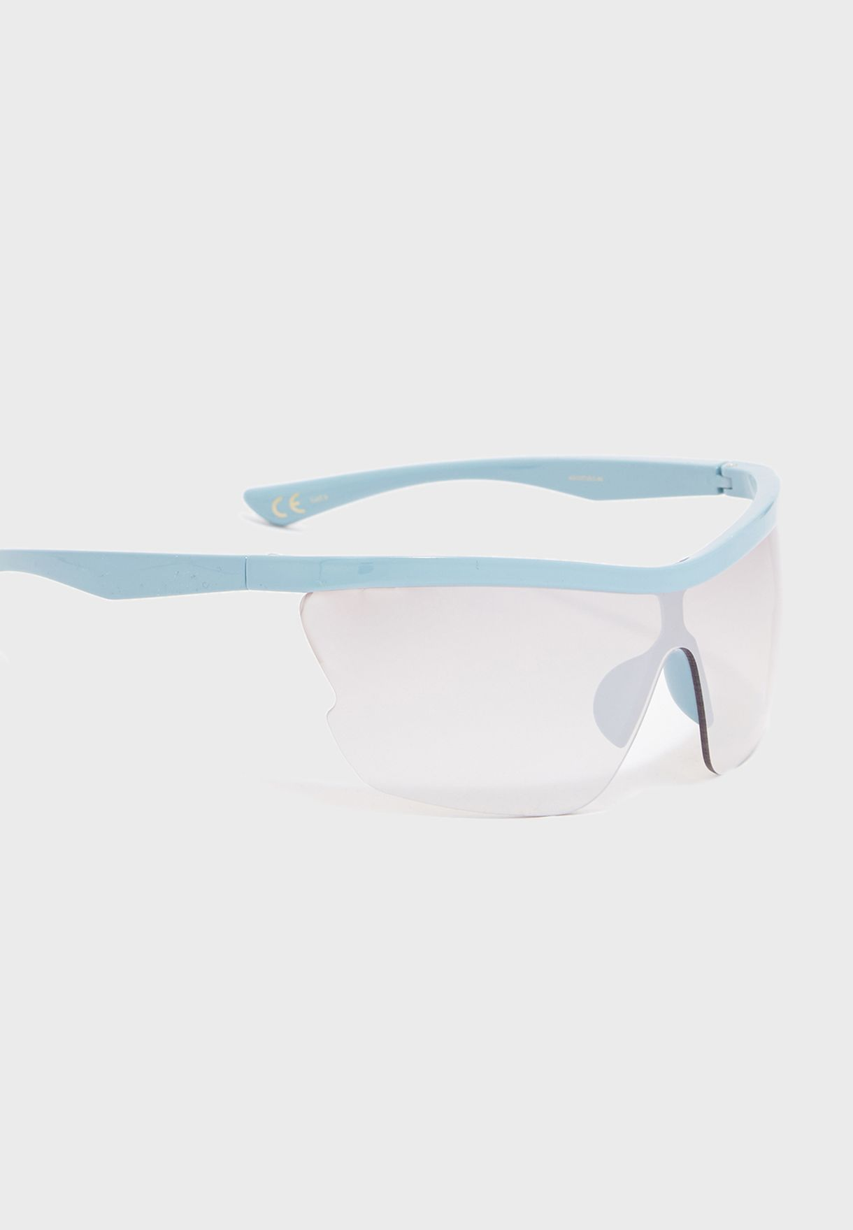 Cycle Half Frame Sunglasses