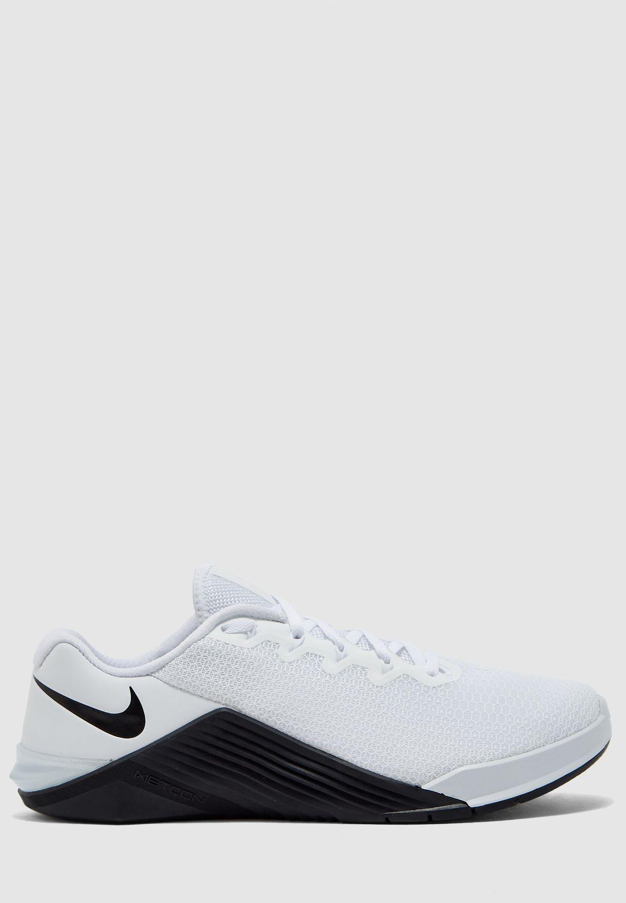 comedia Perdóneme Revolucionario  Buy Nike white Metcon 5 for Men in MENA, Worldwide   AQ1189-190