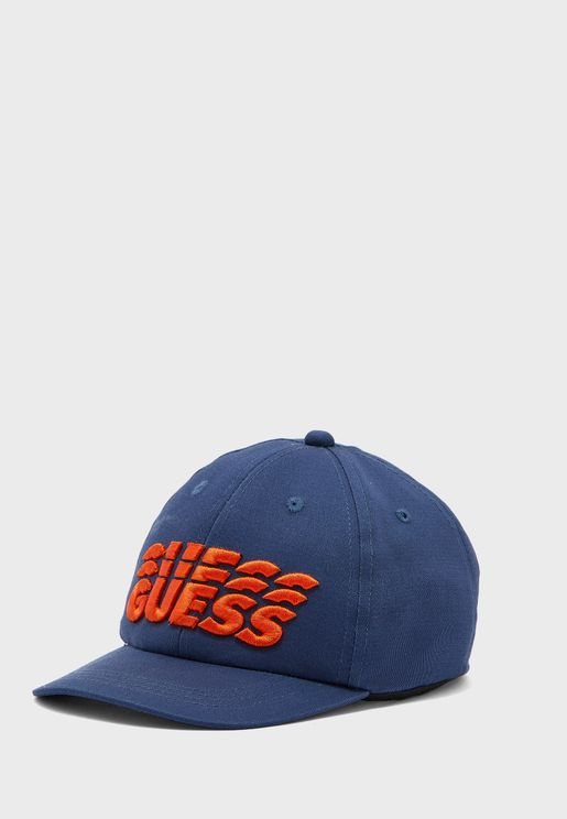 Kids Baseball Embroidered Cap