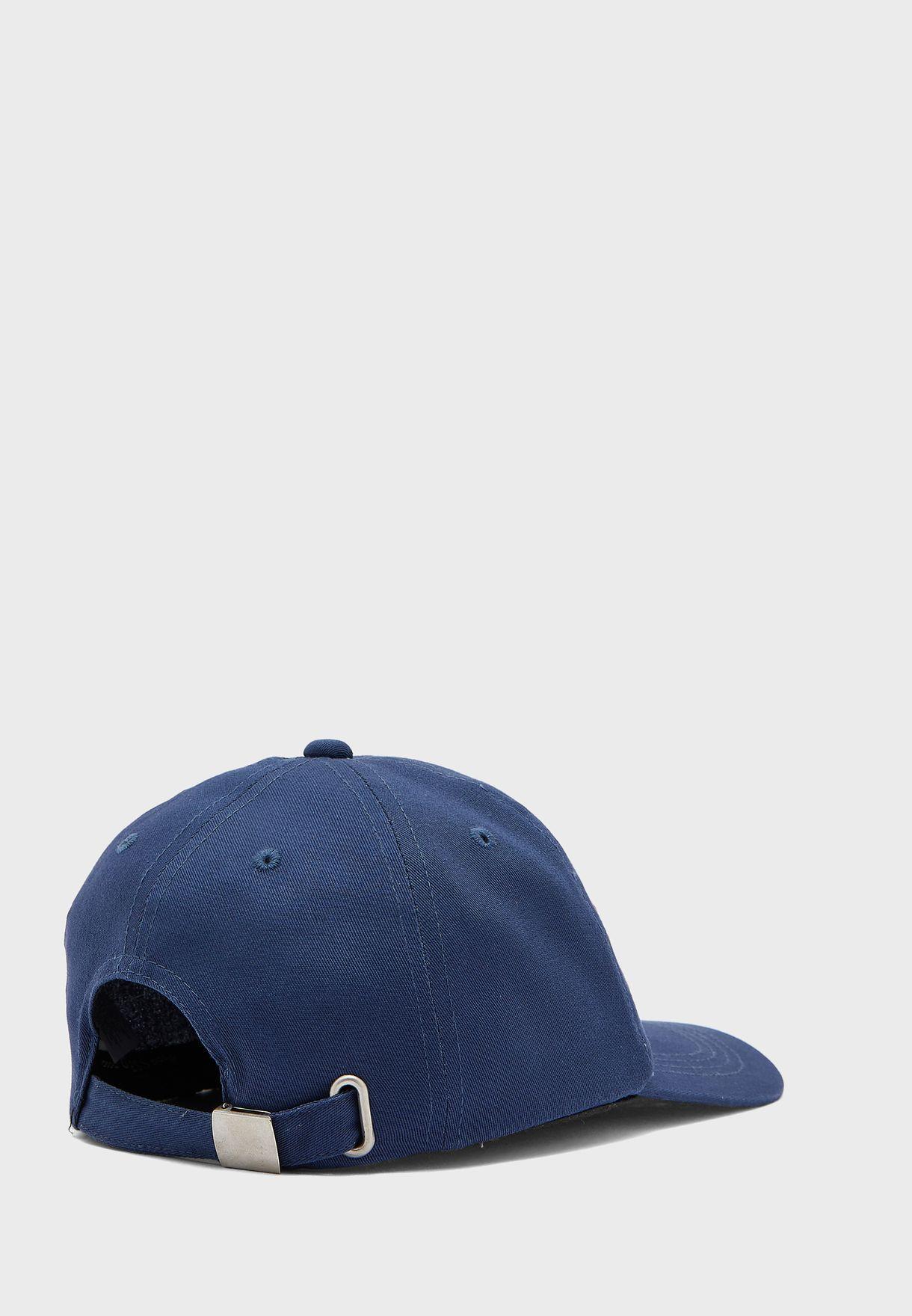Kids Baseball Embroidered Cap