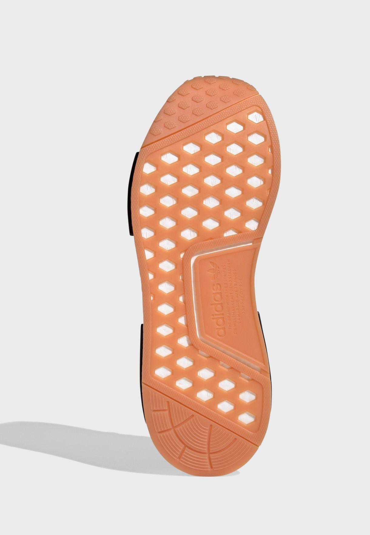 حذاء ان ام دي_ار1 برايم بلو