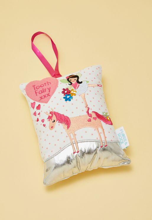 Fairy Unicorn Tooth fairy Cushion