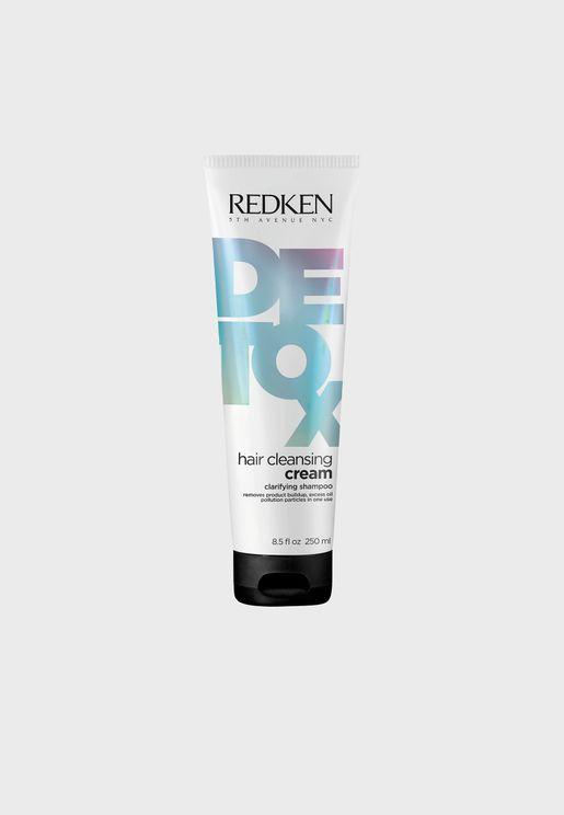 Detox Hair Cleansing Cream 250Ml