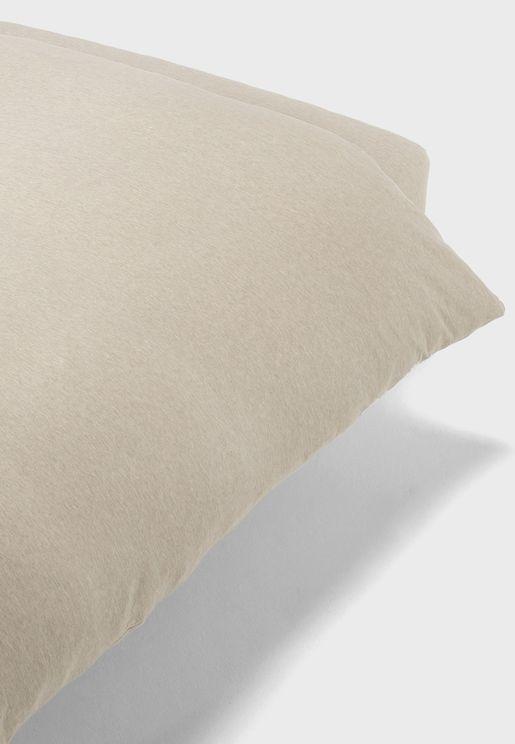 غطاء وسادة قطن جيرسي 230× 210