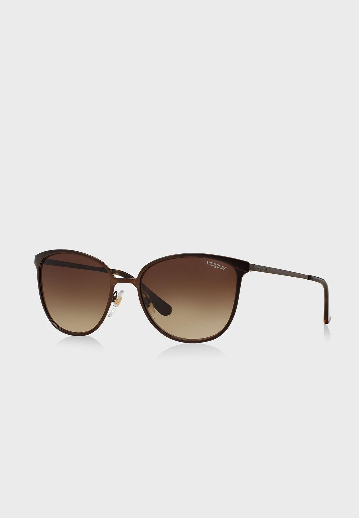 0VO4002S Pillow Sunglasses