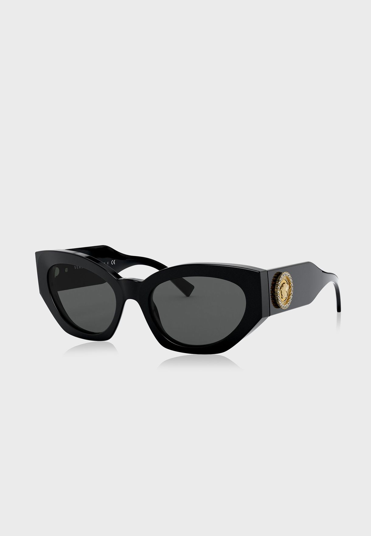 0VE4376B Oval Sunglasses
