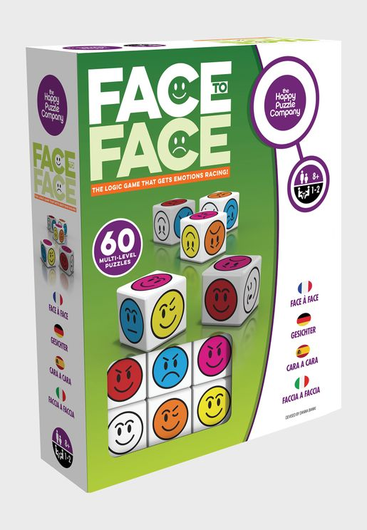 Face To Face Puzzle