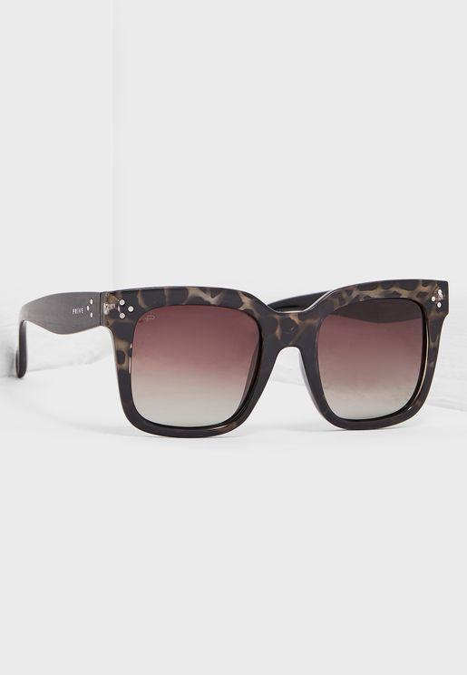 The Heroine Oversized Sunglasses