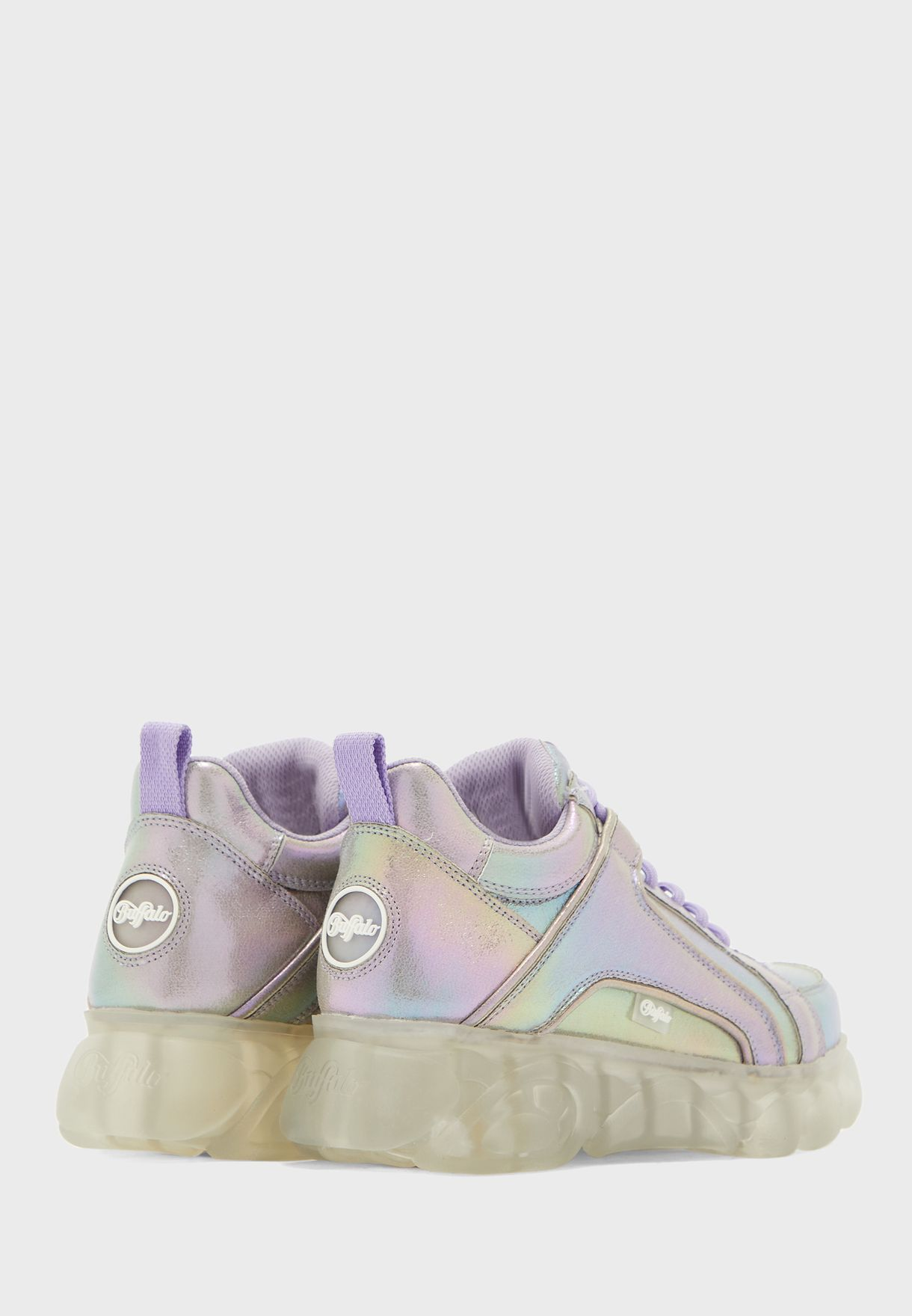 Corin Shimmer Low Top Sneaker