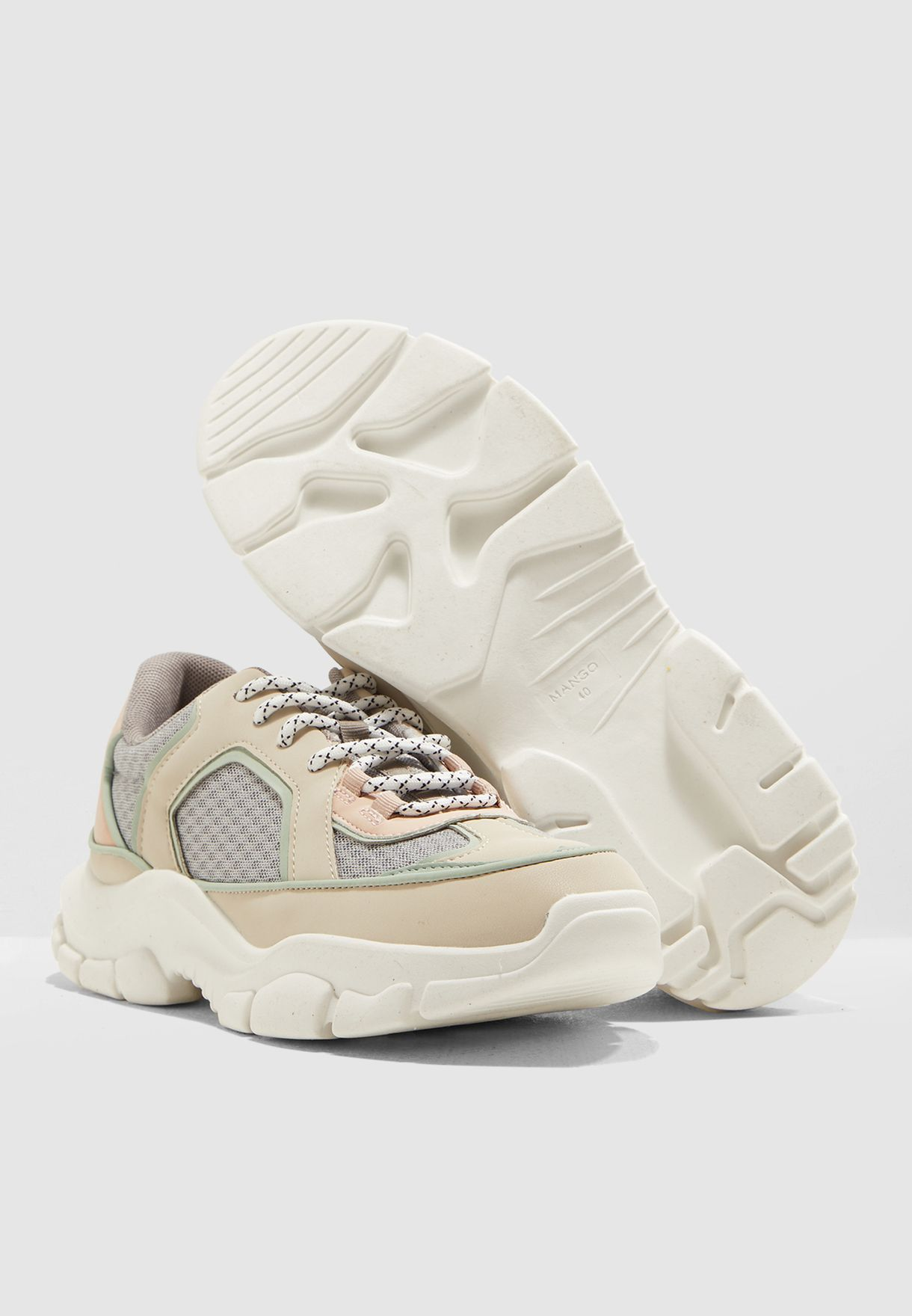 Nova Chunky Sneaker