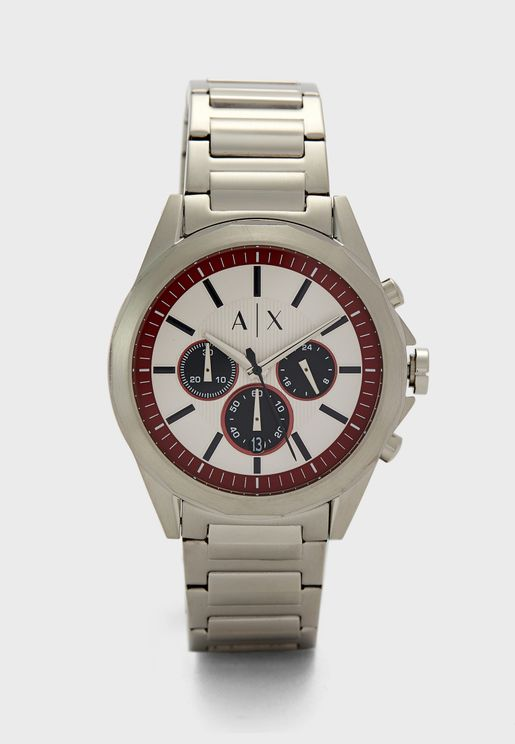 Chronograph Analog Watch