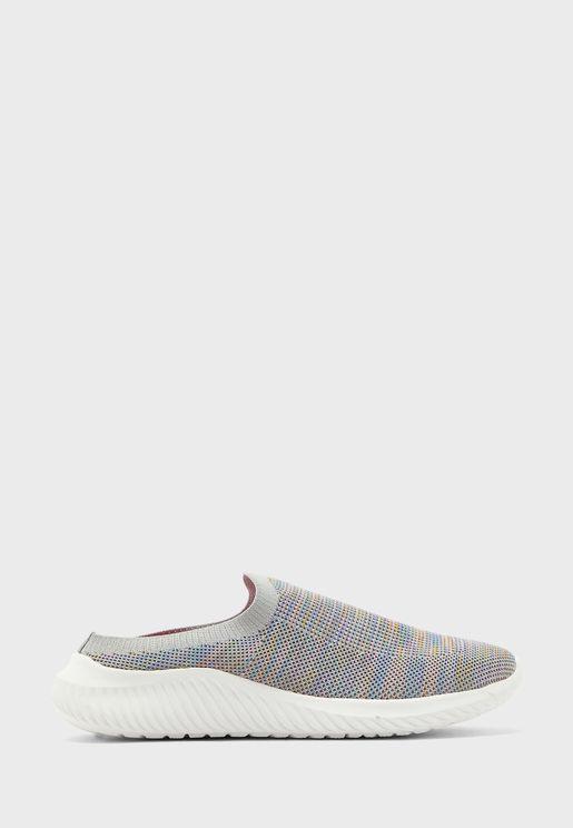 Slip On Knit Sneaker