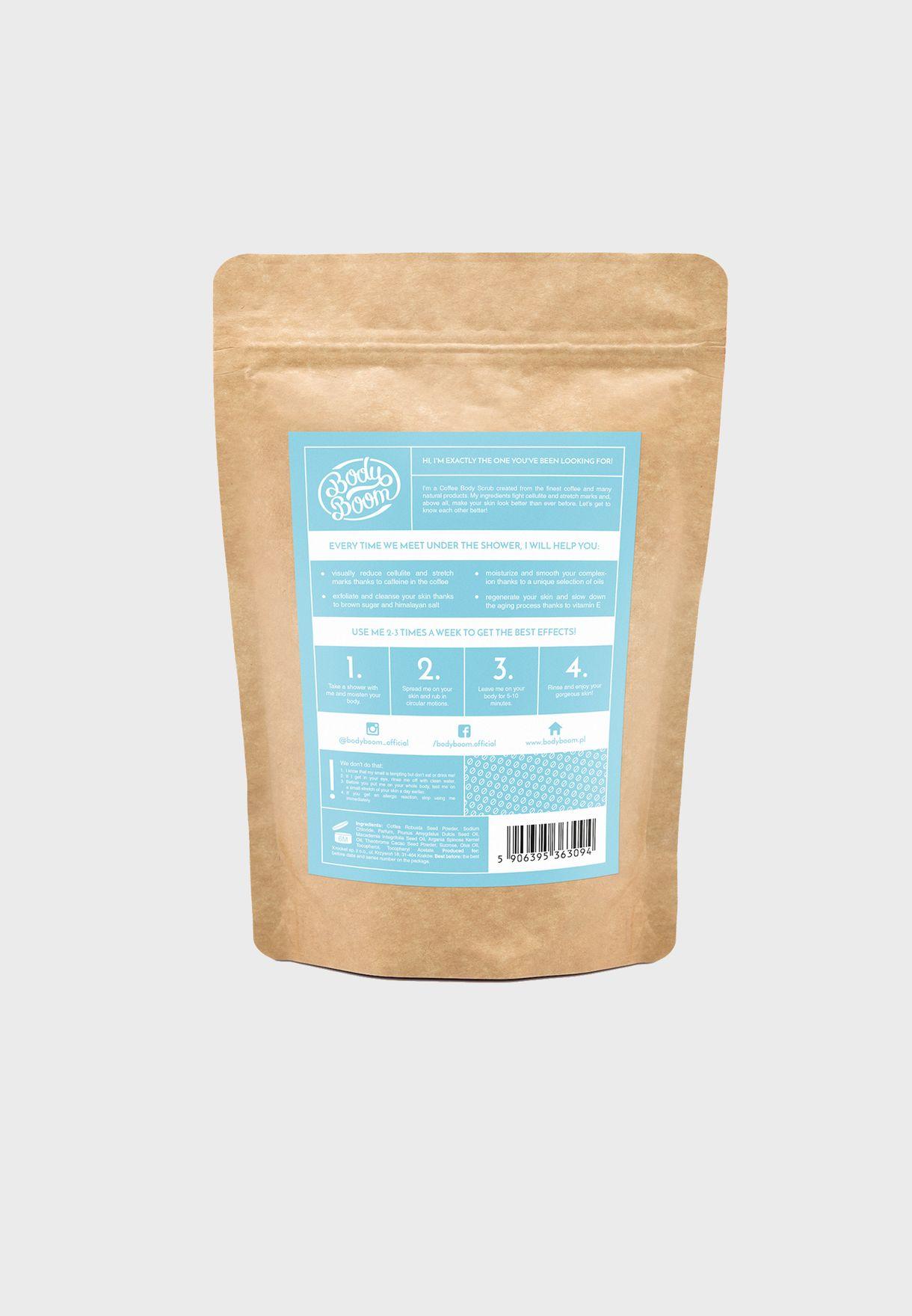 مقشر للجلد بالقهوة - جوز الهند 100 جم