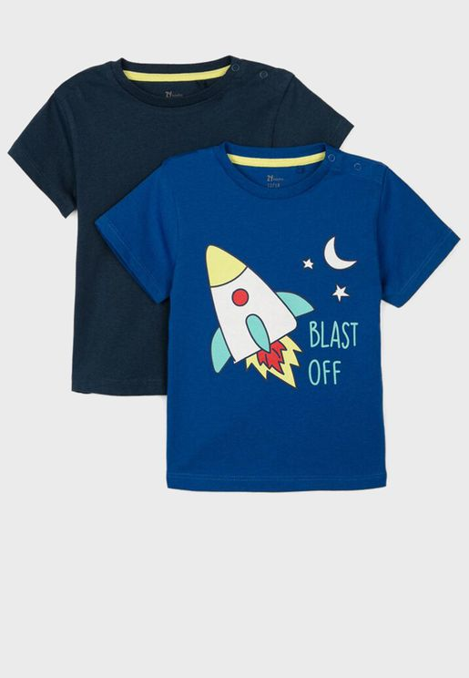Infant 2 Pack T-Shirt