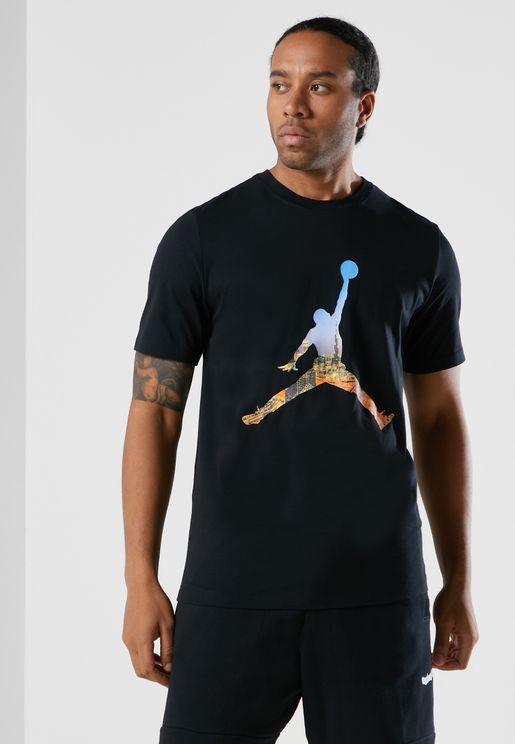 Jordan Dubai Cityscape T-Shirt