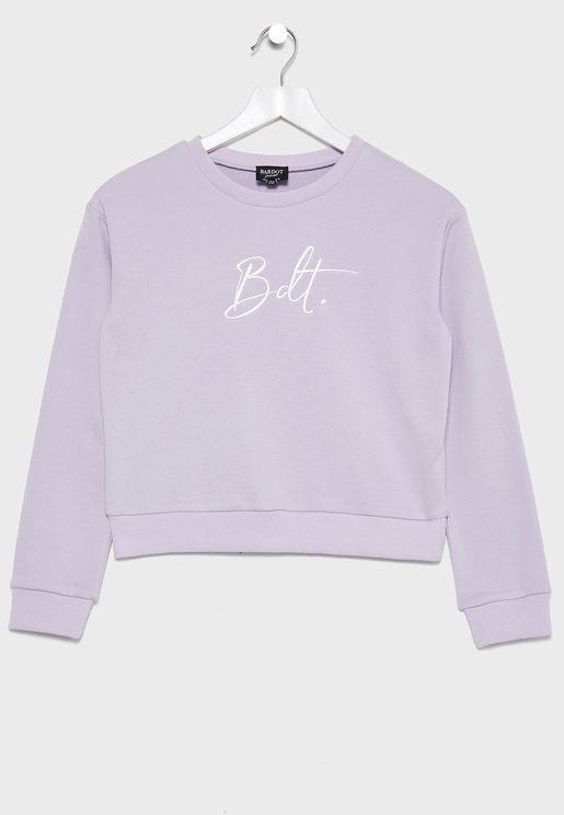 Teen Bdt Sweater