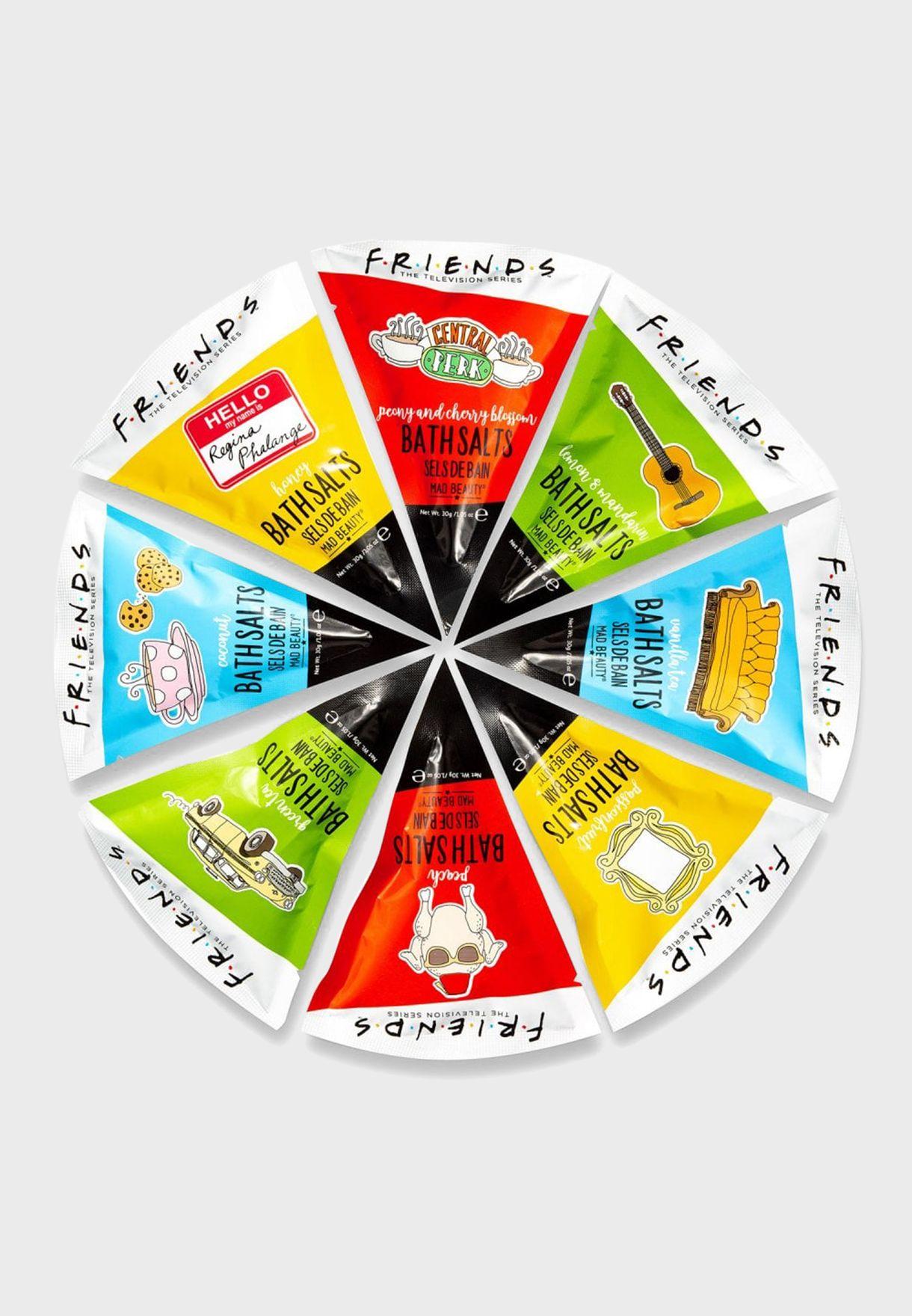 Friends Pizza Bath Salts – 8 pieces